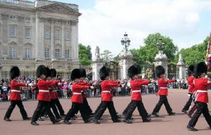 Buckingham Palace Changing of the Guard